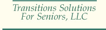 Moving Solutions For Seniors